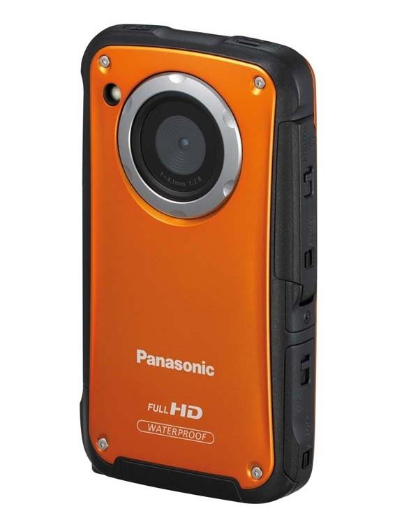 Camcorder Panasonic HM-TA20 im Test, Bild 2