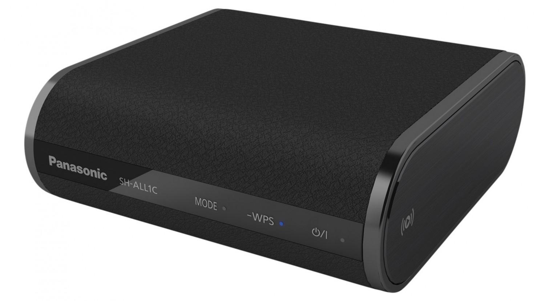 Wireless Music System Panasonic SC-ALL8 / SC-ALL3 im Test, Bild 2