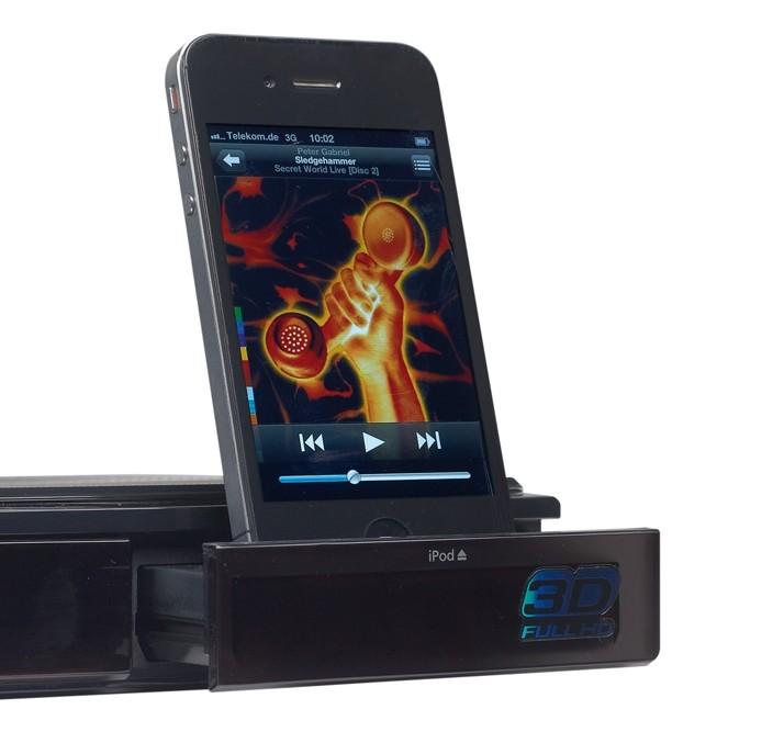 Blu-ray-Anlagen Panasonic SC-BTT770 im Test, Bild 2