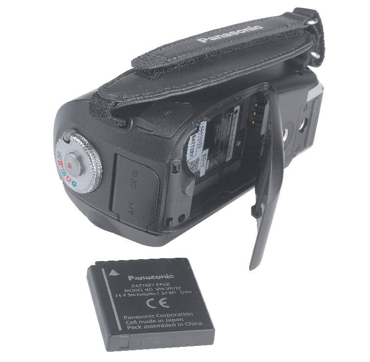 Camcorder Panasonic SDR-S26 im Test, Bild 7
