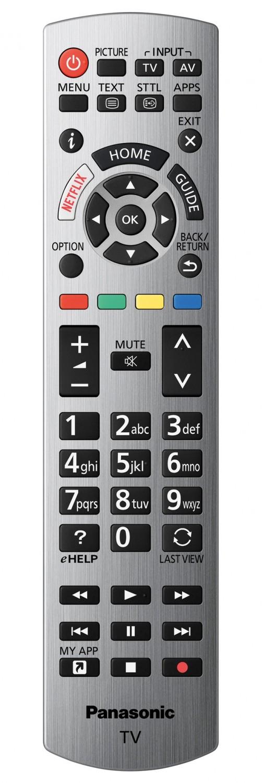 Fernseher Panasonic TX-40FXW724 im Test, Bild 2
