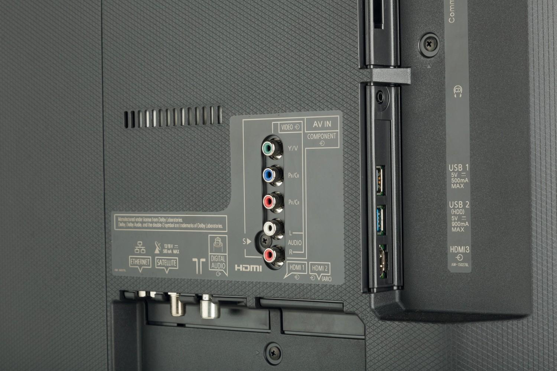 Test Fernseher - Panasonic TX-55EXW604 - sehr gut