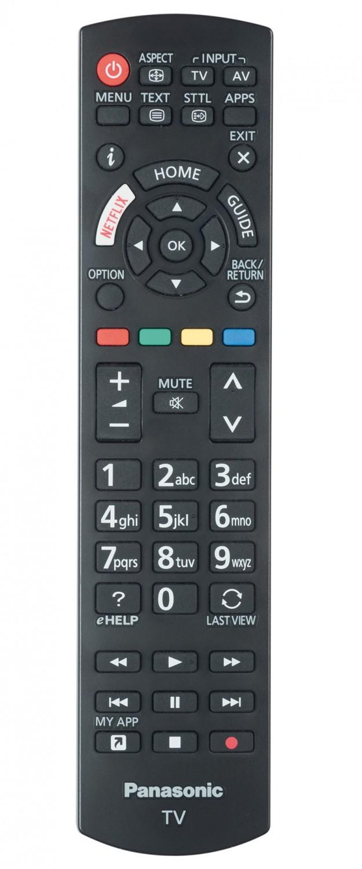 Fernseher Panasonic TX-55EXW604 im Test, Bild 4
