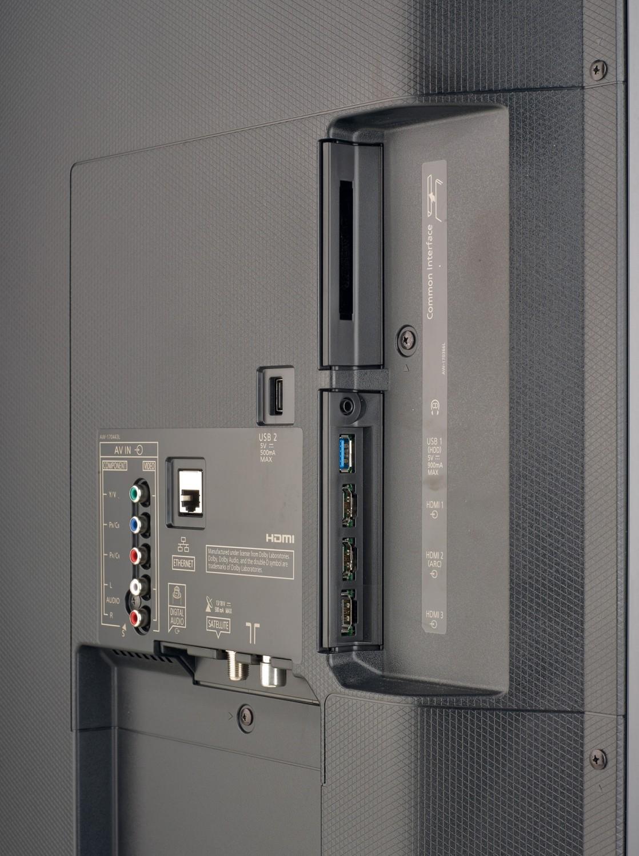 Fernseher Panasonic TX-65FXW654 im Test, Bild 3