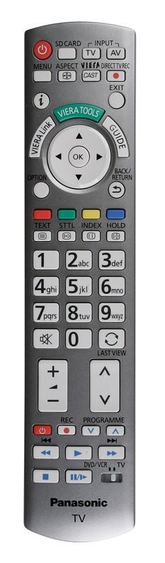 Fernseher Panasonic TX-L42V20E im Test, Bild 2