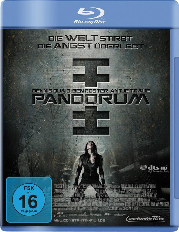 Blu-ray Film Pandorum (Highlight) im Test, Bild 1