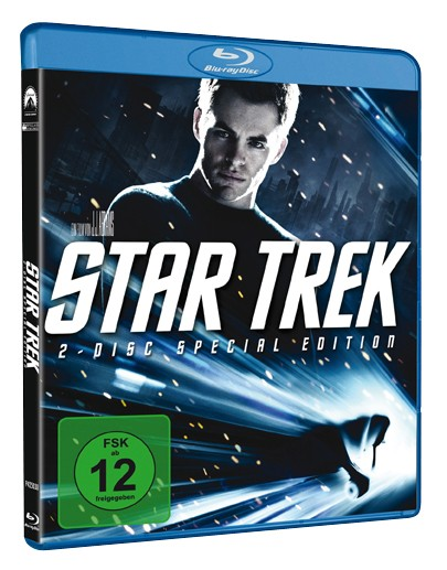 Blu-ray Film Paramount Star Trek XI im Test, Bild 1