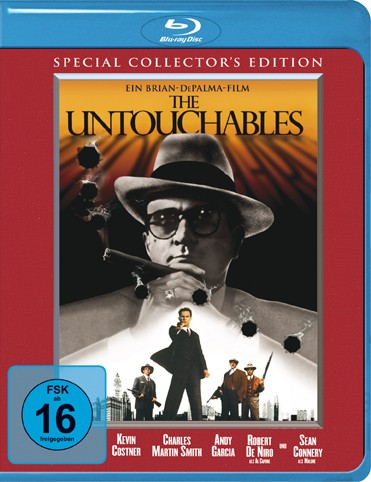 Blu-ray Film Paramount The Untouchables im Test, Bild 1
