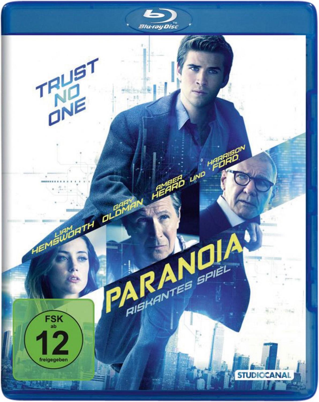 Blu-ray Film Paranoia – Riskantes Spiel (Studiocanal) im Test, Bild 1