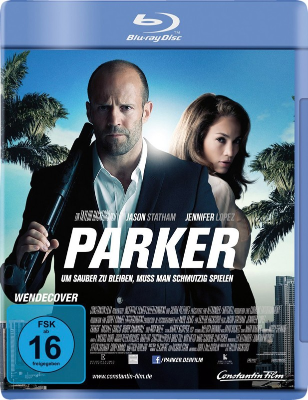 Blu-ray Film Parker (Highlight) im Test, Bild 1