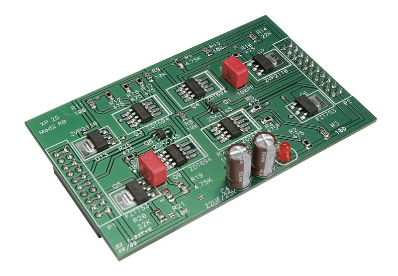 Phono Vorstufen Pass Labs XP-25 im Test, Bild 4