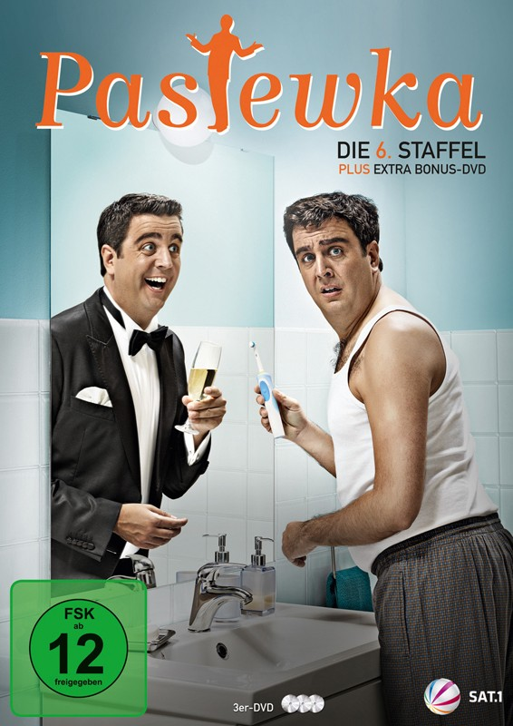 DVD Film Pastewka - Die 6. Staffel (Sony Music) im Test, Bild 1