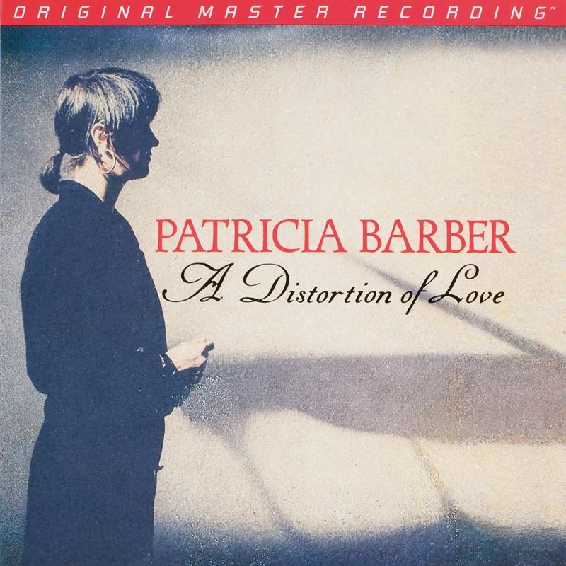 Schallplatte Patricia Barber – A Distortion of Love (Mobile Fidelity Sound Lab) im Test, Bild 1