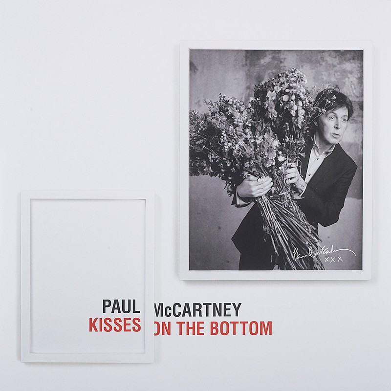 Schallplatte Paul McCartney - Kisses on the Bottom (Hear Music) im Test, Bild 1