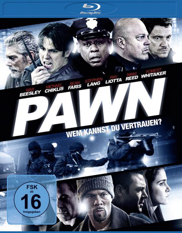 Blu-ray Film Pawn – Wem kannst Du vertrauen? (Universum) im Test, Bild 1