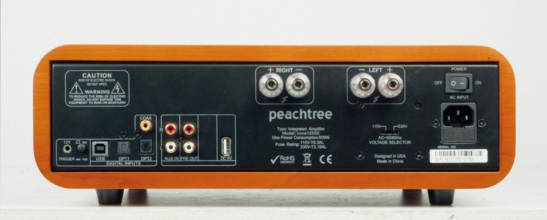 D/A-Wandler Peachtree Audio Nova 125SE, Peachtree Audio D5 im Test , Bild 5