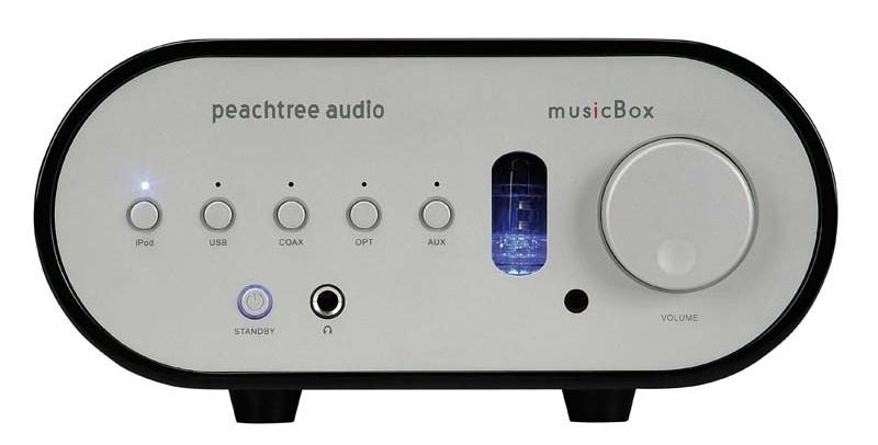 Minianlagen Peachtree musicBox im Test, Bild 2