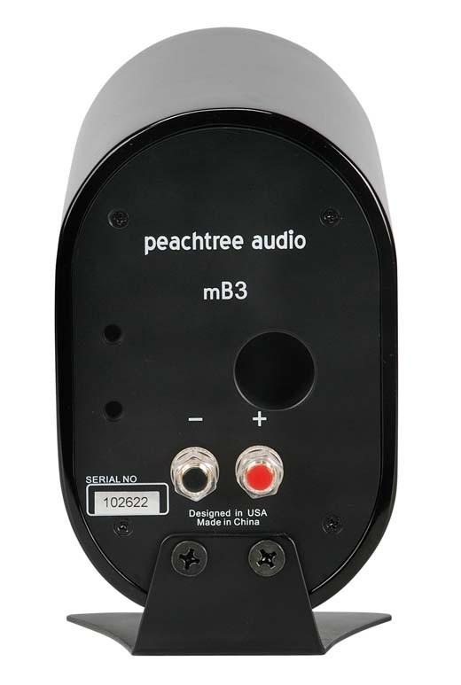 Minianlagen Peachtree musicBox im Test, Bild 3