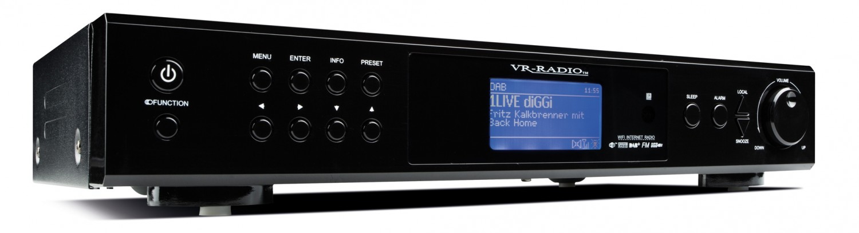 DAB+ Radio Pearl VR-Radio PX1416 im Test, Bild 1