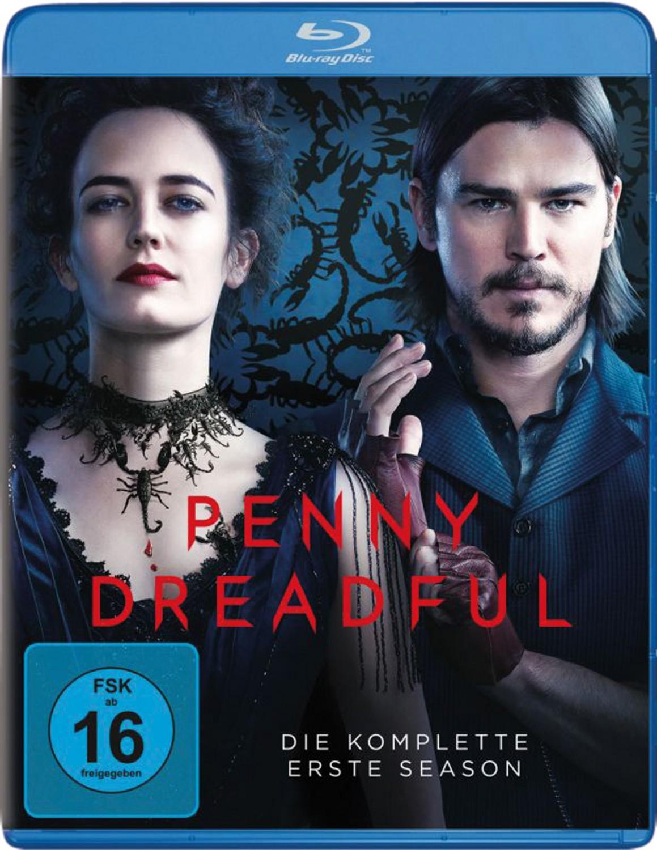 Blu-ray Film Penny Dreadful S1 (Paramount) im Test, Bild 1