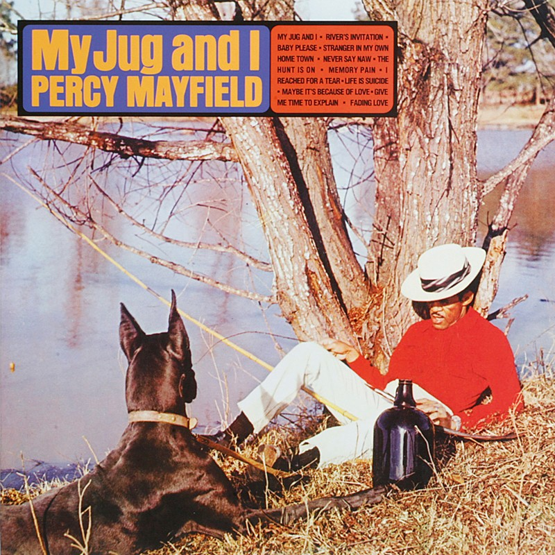 Schallplatte Percy Mayfield – My Jug and I (4 Men With Beards) im Test, Bild 1