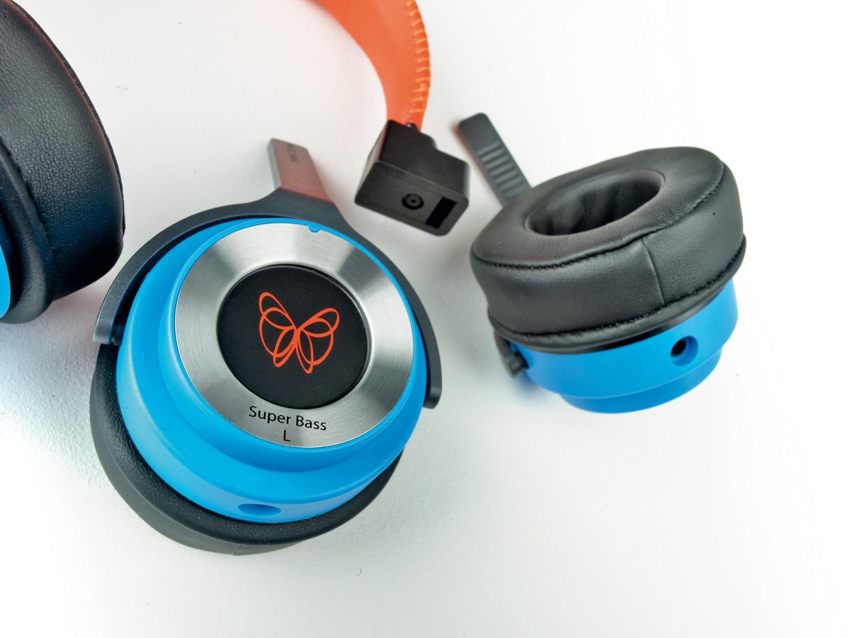 Kopfhörer Hifi Perfectsound m100 im Test, Bild 3