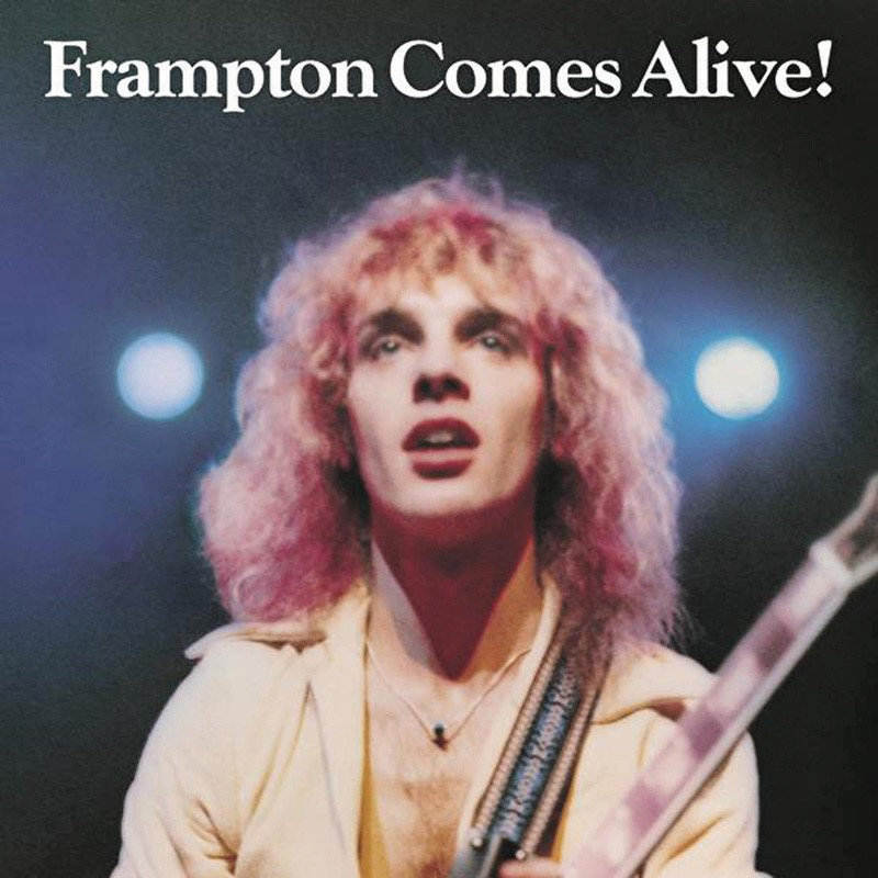 Download Peter Frampton - Frampton Comes Alive! (A&M) im Test, Bild 1