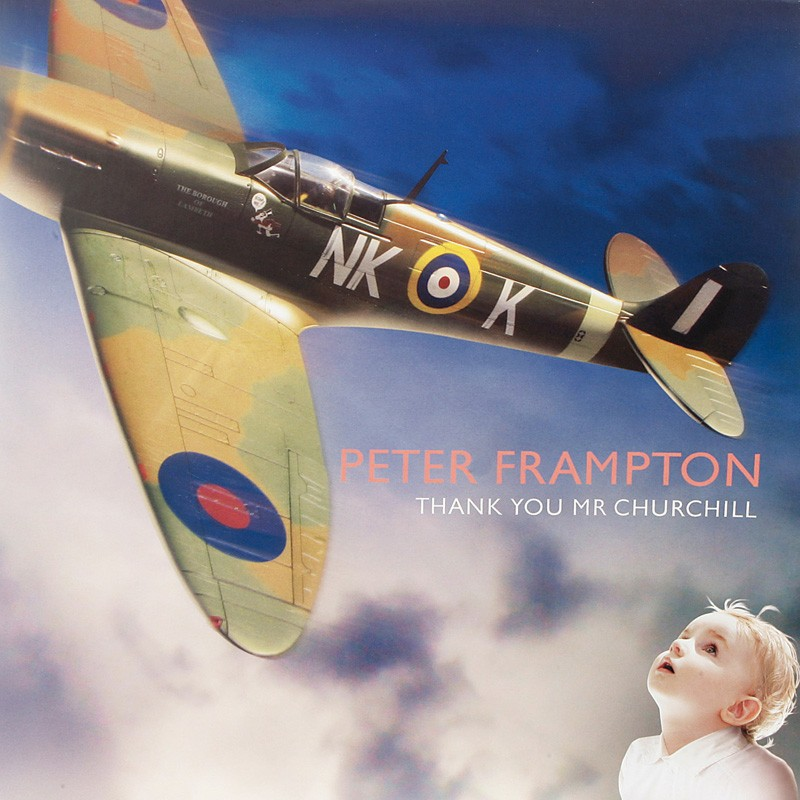 Schallplatte Peter Frampton – Thank You Mr. Churchill (New Door Records) im Test, Bild 1