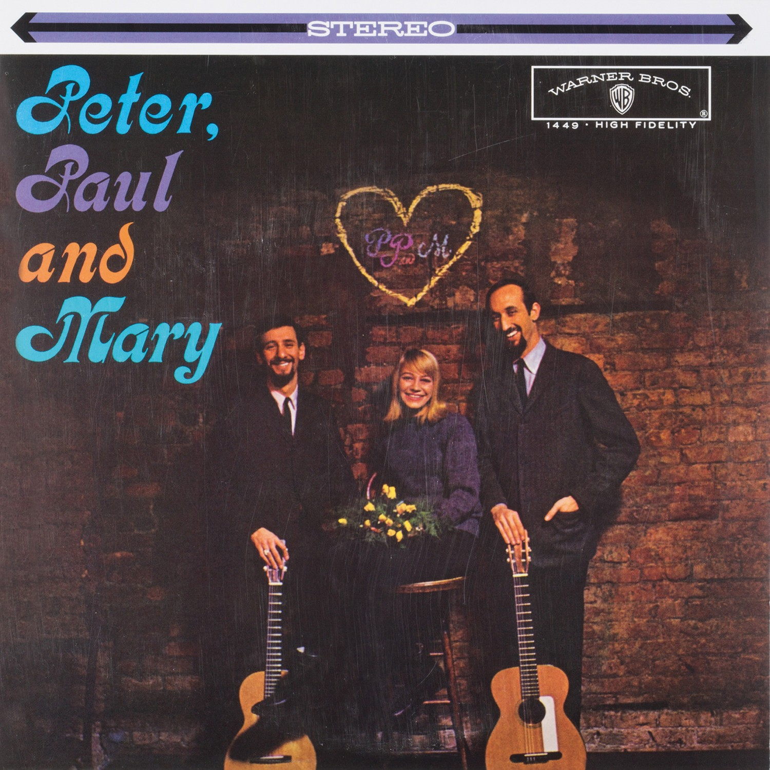 Schallplatte Peter, Paul and Mary - Peter, Paul and Mary (Original Recordings) im Test, Bild 1