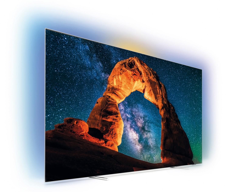 Fernseher Philips 55OLED803 im Test, Bild 1