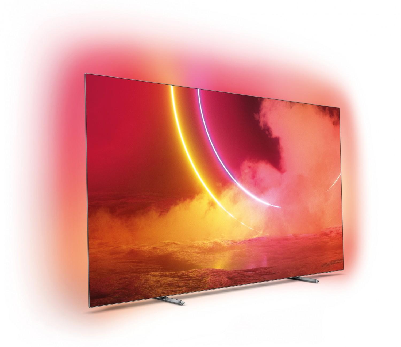 Fernseher Philips 55OLED805 im Test, Bild 1