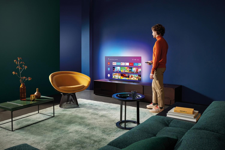 Fernseher Philips 55OLED805 im Test, Bild 2