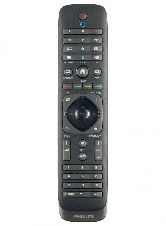 Fernseher Philips 55PUS7909 im Test, Bild 2