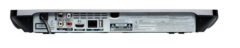Blu-ray-Player Philips BDP3490 im Test, Bild 2