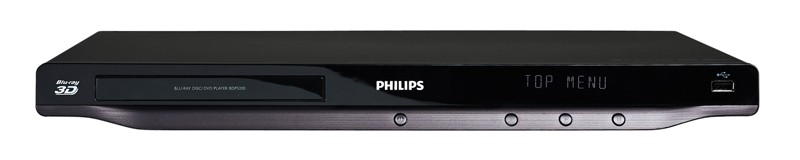 Blu-ray-Player Philips BDP5200 im Test, Bild 1