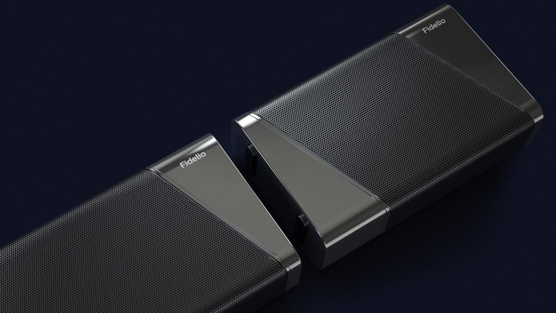 Soundbar Philips Fidelio B97 im Test, Bild 4