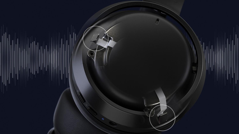 Kopfhörer Noise Cancelling Philips Fidelio L3 im Test, Bild 4
