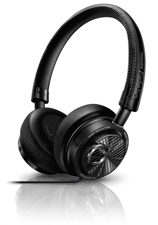 Kopfhörer Hifi Philips Fidelio M2L im Test, Bild 1