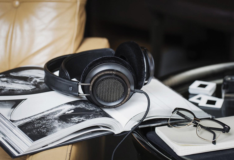 Kopfhörer Hifi Philips Fidelio X2 im Test, Bild 1