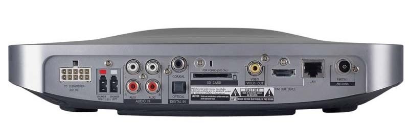 Blu-ray-Anlagen Philips HTS9221/12 im Test, Bild 2