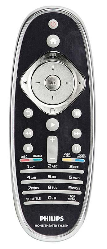 Blu-ray-Anlagen Philips HTS9540/12 im Test, Bild 4