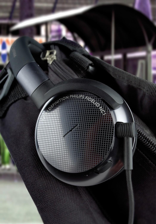 Kopfhörer Noise Cancelling Philips NC1 im Test, Bild 1