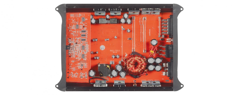 Car HiFi Endstufe Multikanal Phoenix Gold RX2750.5 im Test, Bild 35