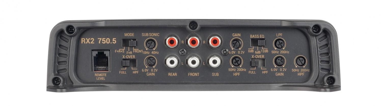 Car HiFi Endstufe Multikanal Phoenix Gold RX2750.5 im Test, Bild 36