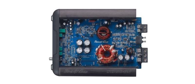 Car-HiFi Endstufe Mono Phoenix Gold SD 600.1 im Test, Bild 96