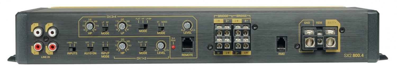 Car-HiFi Endstufe 4-Kanal Phoenix Gold SX2800.4 im Test, Bild 29
