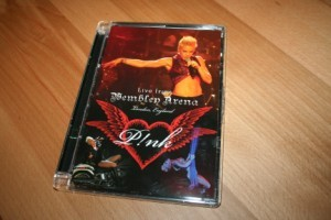 DVD Musik Pink P!nk: Live from Wembley Arena im Test, Bild 1