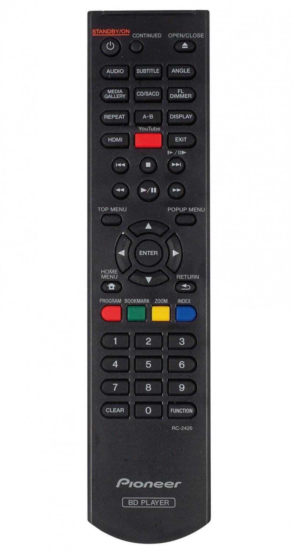 Blu-ray-Player Pioneer BDP-160 im Test, Bild 2