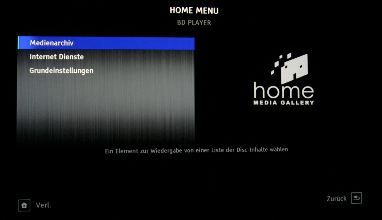 Blu-ray-Player Pioneer BDP-160 im Test, Bild 3