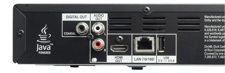 Blu-ray-Player Pioneer BDP-160 im Test, Bild 4